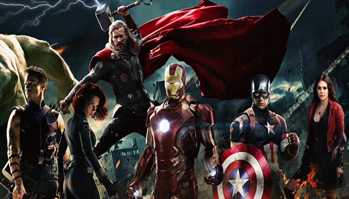 Why The Avengers is a Nerd's Dream
